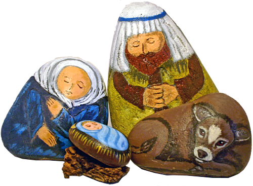 Home - Unique Nativity Sets | Nativity Scene Figures | Painted on ...