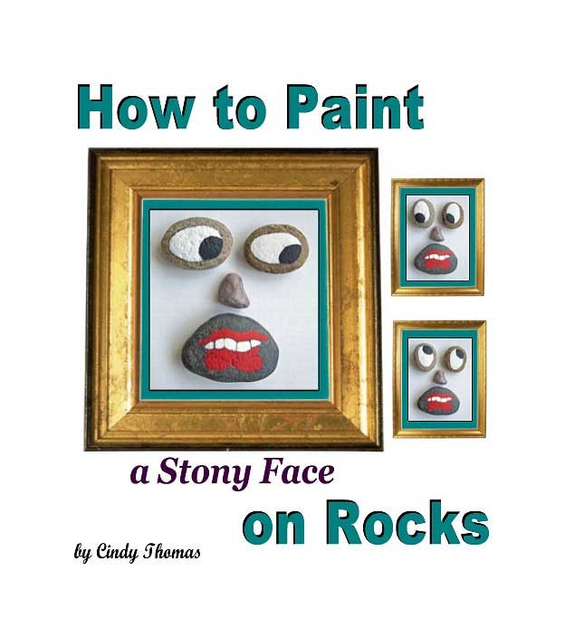 How to Paint a Stony Face How-To PDF